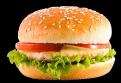 Чизбургер 160гр
